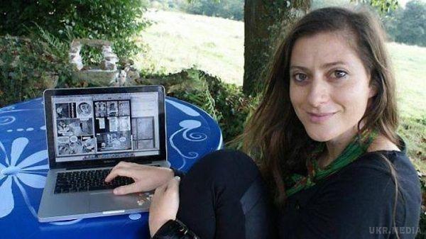 Анджеліна Джолі відвідала прем'єру мультфільму, відзнятого засценарієм берегівчанки
