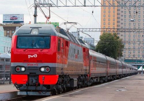 РФулистопаді пустить пасажирські потяги вобхід України