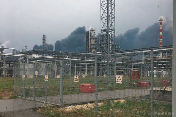 УРосії на підприємстві «Лукойл» стався вибух: четверо загиблих