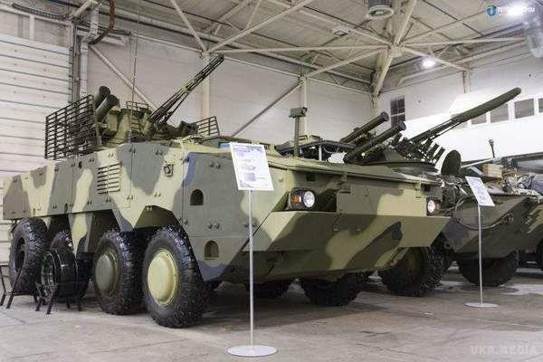 Україна взяла участь у міжнародній виставці озброєнь AUSA-2017 уВашингтоні