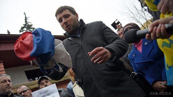 Росія оголосила в міжнародний розшук Парасюка тащетрьох громадян України