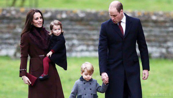 Третій правнук укоролівській родині народиться уквітні