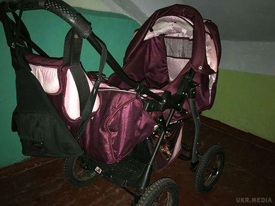 З'явилося відео викрадення 1,5-місячного немовляти уКиєві
