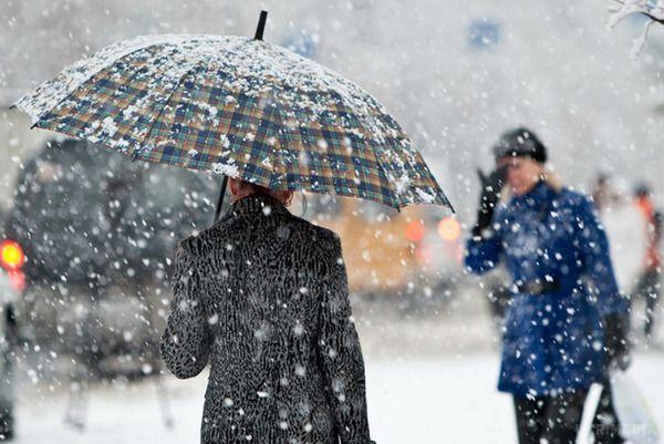 Дечекати мороз і мокрий сніг: погода натиждень вУкраїні (КАРТА)