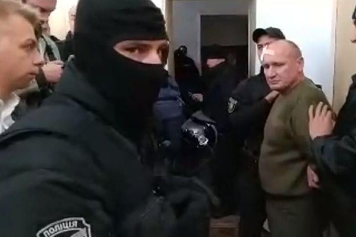 Після подій уСвятошинському суді Києва затримано 30 осіб