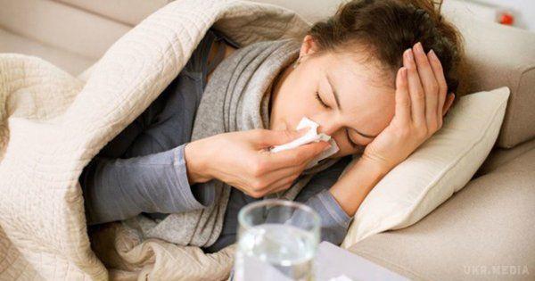 Затиждень докиївських лікарень через грип відвезли 118 дітей