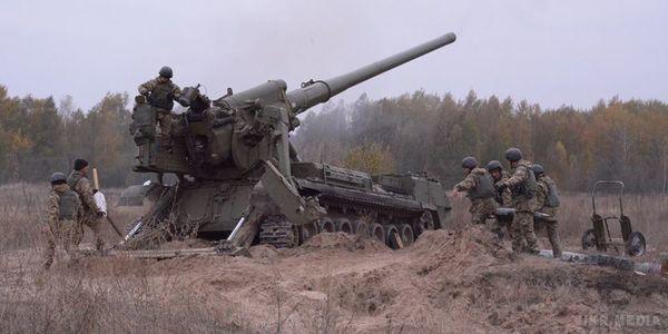 Штаб АТО: Задобу бойовики 10 раз обстріляли позиції українських військових