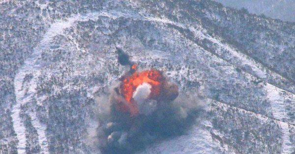 УКНДР загинули 200 осіб від обвалу тунелю наядерному полігоні - ЗМІ