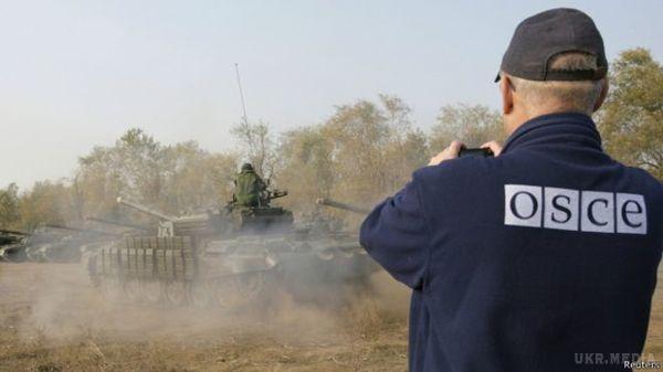 «Зчорним кажаном»: місія ОБСЄ зафіксувала наДонбасі бойовиків зновими шевронами