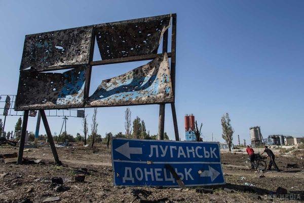 Заминулу добу наЛуганщині убойових діях загинули двоє українських військових