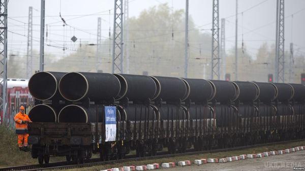 Єврокомісія схвалила рішення, яке може ускладнити будівництво Північного потоку-2