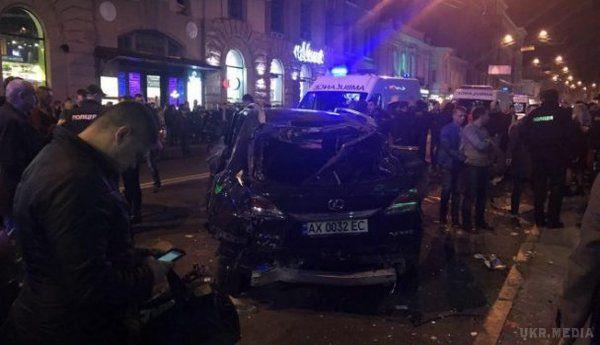УХаркові зіткнулися маршрутки: 11 постраждалих