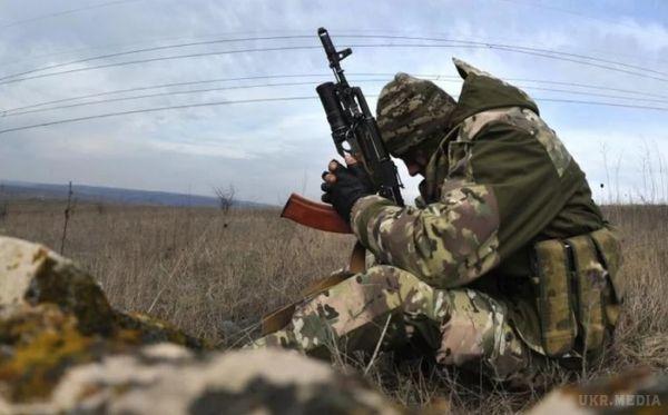 Двоє українських бійців були поранені під час обстрілу бойовиків