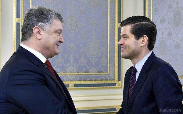Парубій закликав Держдеп США надати Україні летальну зброю
