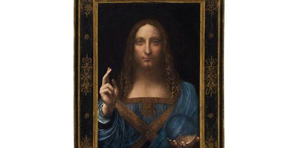 Картину да Вінчі продали зарекордні $450 млн