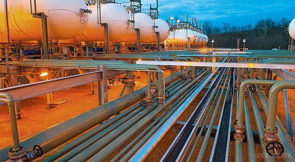 Україна має намір створити східно-європейський газовий хаб