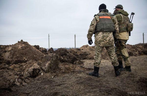 Убою поблизу Кримського наЛуганщині загинули четверо українських військових— штаб