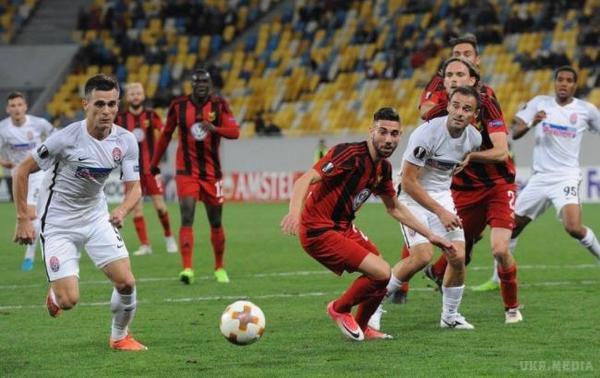 УЗорі залишився останній шанс пробитися вплей-офф Ліги Європи