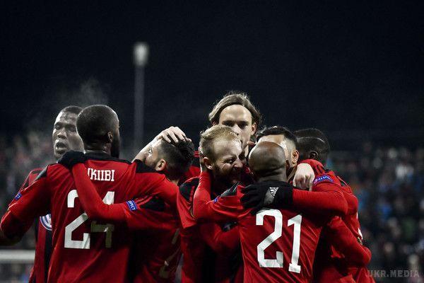 «Зоря» програла «Естерсунду», але щеможе вийти уплей-оф Ліги Європи