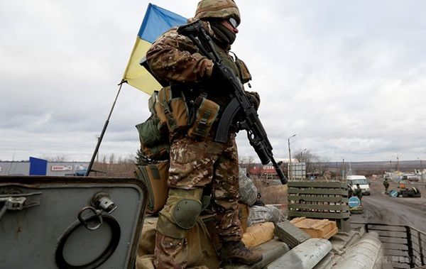 Штаб АТО: НаДонбасі задобу загинули п'ятеро українських військових