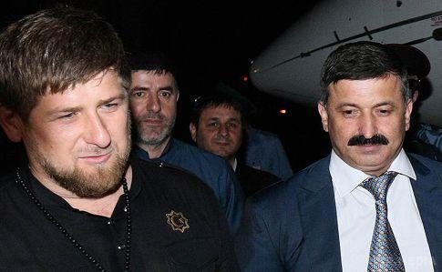ВУкраїні затримали і передали російським силовикам представника голови Чечні