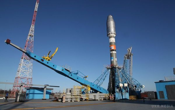 РФзапустила ракету-носій Союз-2