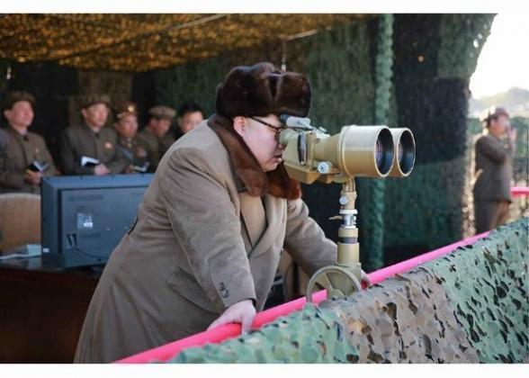 КНДР запустила балістичну ракету в бік Японії