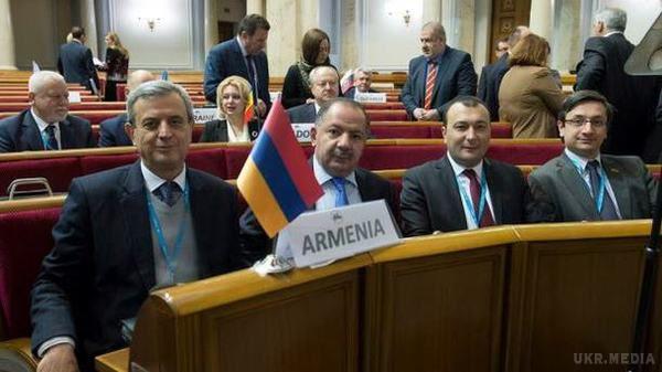 Учасники ОЧЕС повинні дати відповідь наагресивну політику Росії,— Парубій