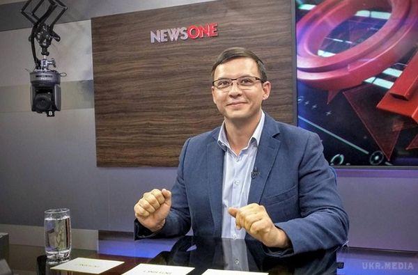 Соцмережі обурені: нардеп Мураєв впрямому ефірі назвав Євромайдан «держпереворотом»