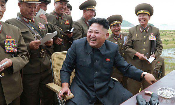 Північна Корея попередила США про загрозу ядерної війни