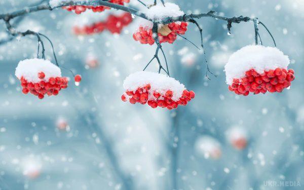 Сьогодні вУкраїні вмокрий сніг тапотепління