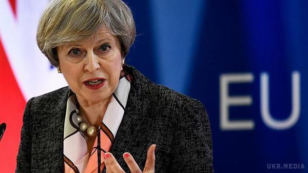 Британські спецслужби запобігли замаху напрем'єр-міністра Терезу Мей