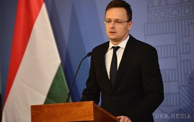 Угорщина назвала дві категоричні вимоги доУкраїни