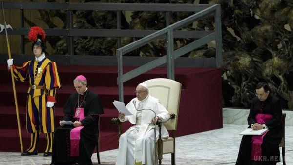 Папа Римський хоче змінити «Отче наш»