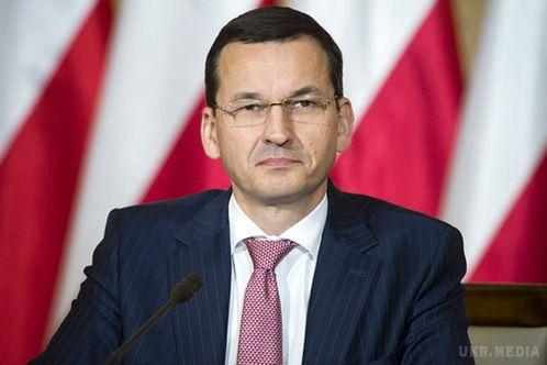 Новий прем'єр Польщі вже розповів про українських біженців та«геноцид» наВолині