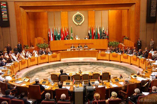 Ліга арабських держав назвала рішення Трампа щодо Єрусалима порушенням міжнародного права