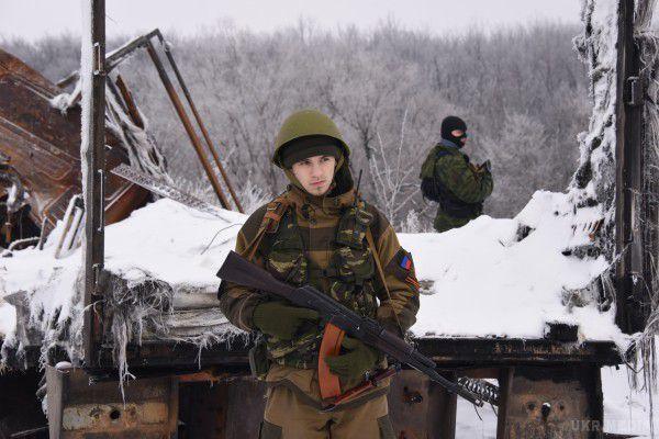 Узоні АТО бойовики обстріляли українські позиції 39 разів,— штаб