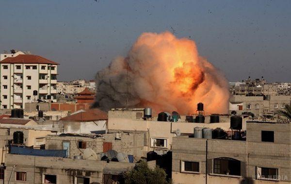 Ізраїль зазнав ракетного обстрілу із Сектора Гази