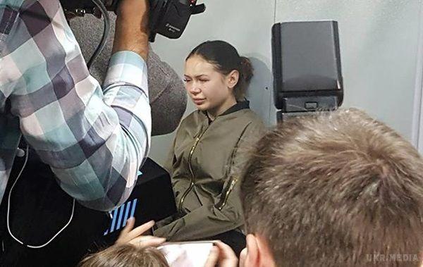 Суд продовжив арешт водійці Lexus Олені Зайцевій