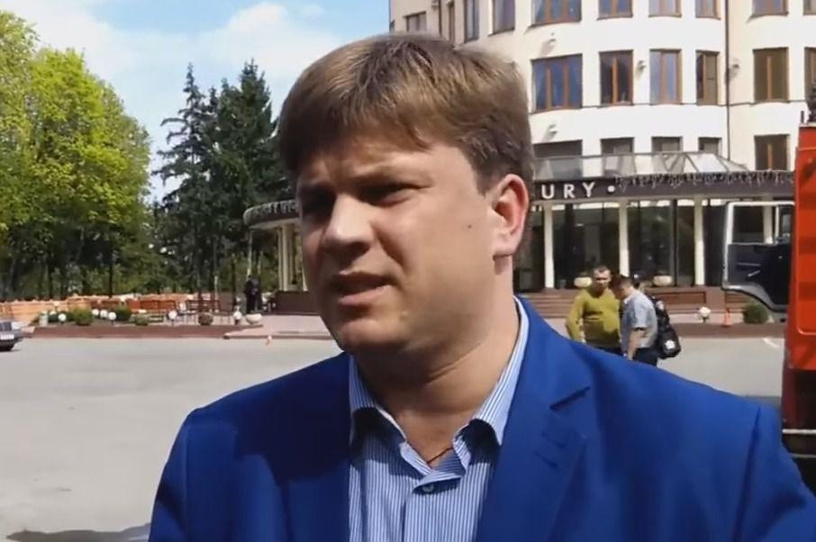Екс-депутата Харківської міськради Лесика затримали вЛуганській області