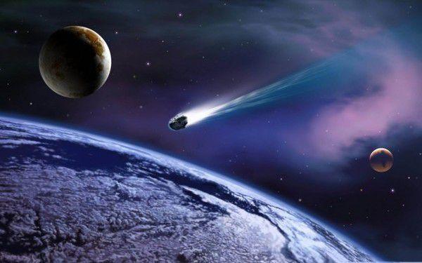 Сьогодні біля Землі пролетить великий астероїд