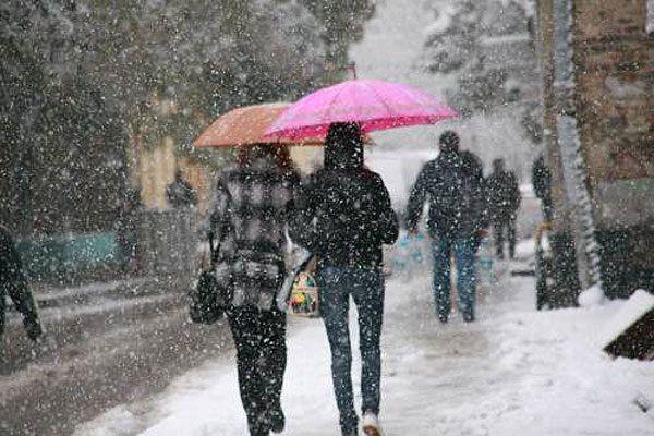Прогноз погоди: ВУкраїні дощі зі снігом, температура до +13