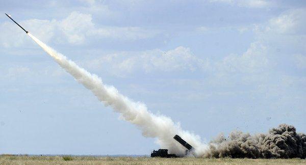 Порошенко: Україна провела успішні випробування ракетного комплексу «Вільха»