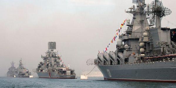 Росія використовує 40 кораблів під час навчань вокупованому Севастополі