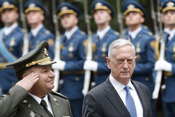 УПентагоні розповіли, якнаситуацію вУкраїні вплине летальна зброя США