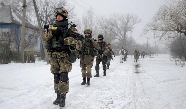 Перед Різдвом бойовики обстріляли ЗСУ зкулеметів біля Новолуганського