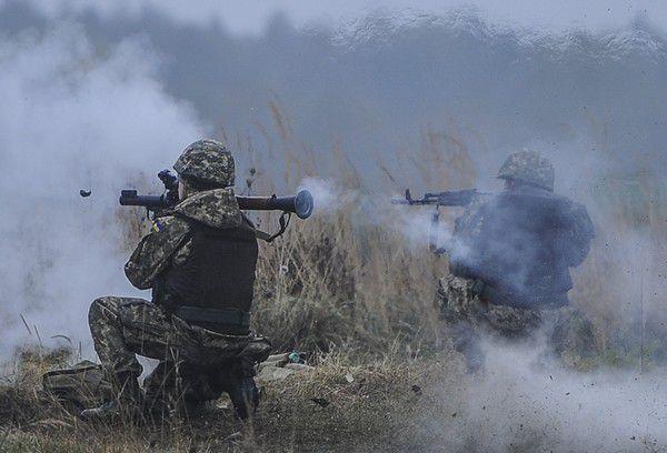 Взоні АТО військові підірвалися навибуховому пристрої