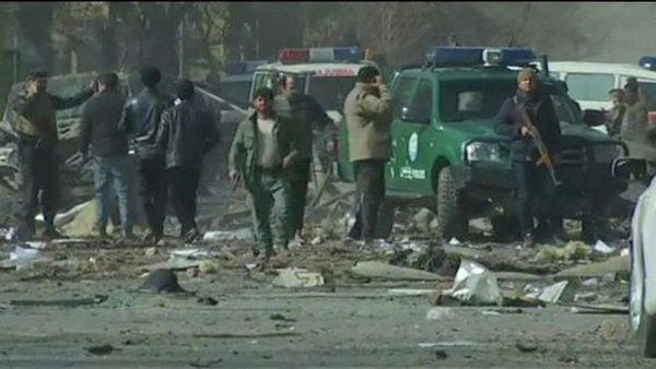 Кількість жертв теракту уКабулі зросла до103 осіб