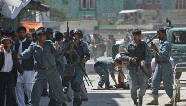Бойовики напали на військову академію вКабулі