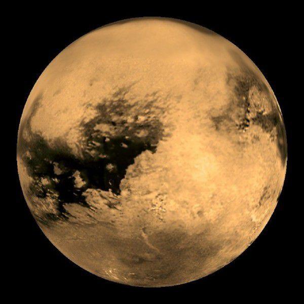 Вчені виявили можливі ознаки життя вметанових океанах Титана